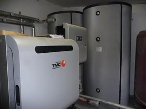 B. TMC 100 - 3 (Turbomatic)